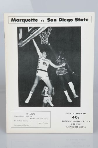 January 1, 1974 vs. San Diego State
